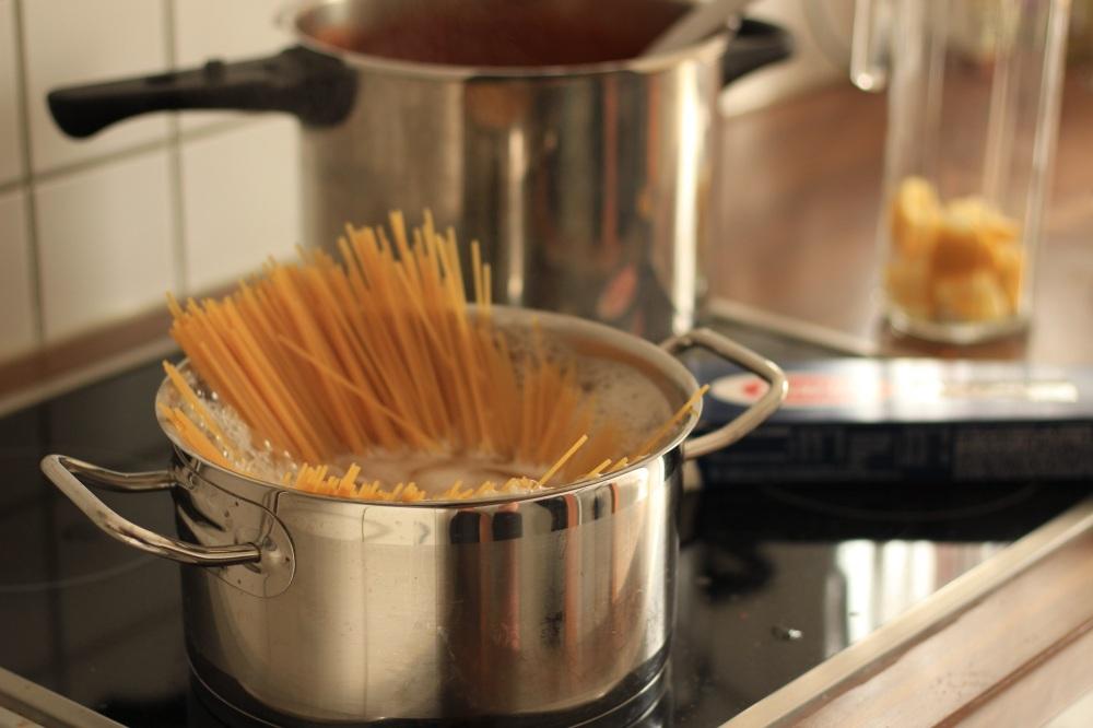 Errores al momento de cocinar la pasta